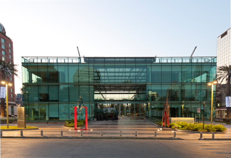 Centro Cívico de Las Condes