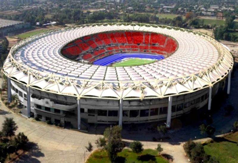 Cubierta Estadio Nacional