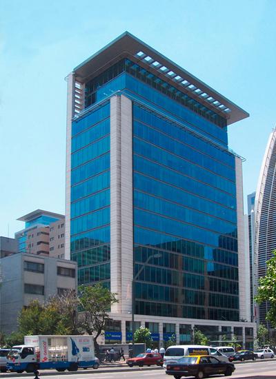 Edificio Apoquindo 3500