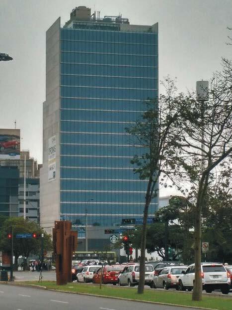 Edificio Ichma