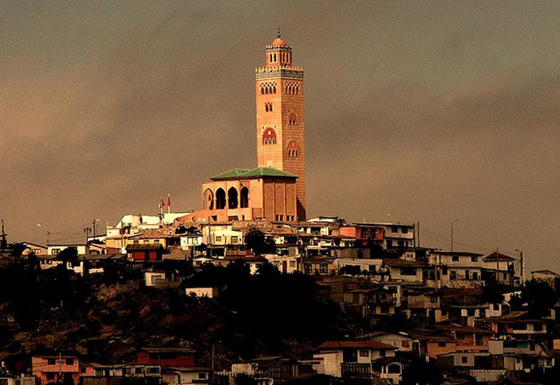 Mezquita Coquimbo