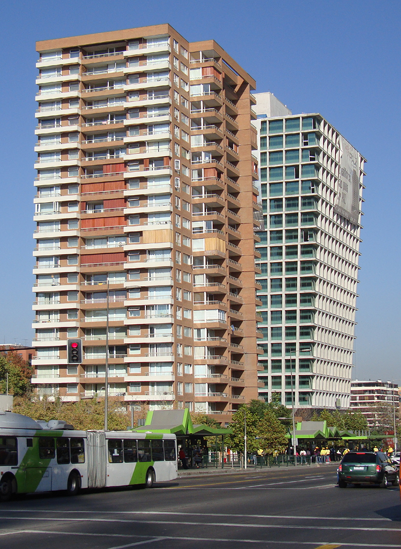 Edificio Evaristo Lillo