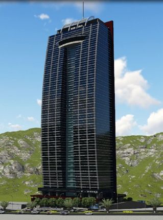 Green Tower - La Paz